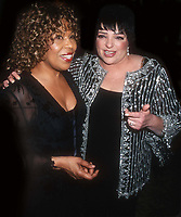 Roberta Flack Liza Minnelli 2000<br /> Photo By John Barrett/PHOTOlink