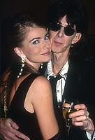 #PaulinaPorizkova #RickOcazek 1990<br /> Photo By Adam Scull/PHOTOlink.net