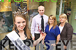 Charmaine Kenny 2009 Rose of Tralee launching the new Fendi Sunglasses in Ch Chemist on Thursday also in pic Mike Curtin, CH Chemist, Jacqueline Mills, Fendi,  and Mike Curtin CH Chemist
