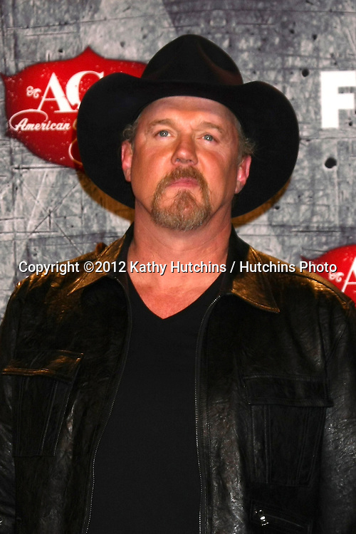 LOS ANGELES - DEC 10:  Trace Adkins in the press room of the American Country Awards 2012 at Mandalay Bay Resort and Casino on December 10, 2012 in Las Vegas, NV