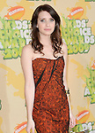 Emma Roberts at The 2009 Nickelodeon's Kids Choice Awards held at Pauley Pavilion in West Hollywood, California on March 28,2009                                                                     Copyright 2009 Debbie VanStory/RockinExposures