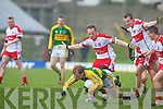 Darran O'Sullivan, Kerry v Derry, Allianz National Football League, 2nd March 2008 at Fitzgerald Stadium, Killarney.   Copyright Kerry's Eye 2008