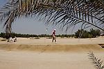Abu Dhabi, United Arab Emirates (UAE). March 20th 2009.<br /> Al Ghazal Golf Club.<br /> 36th Abu Dhabi Men's Open Championship.<br /> Steve Munro
