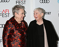LOS ANGELES - NOV 20:  Kathy Bates, Barbara Jewell, Bobi Jewell at the AFI Gala - Richard Jewell Premiere at TCL Chinese Theater IMAX on November 20, 2019 in Los Angeles, CA
