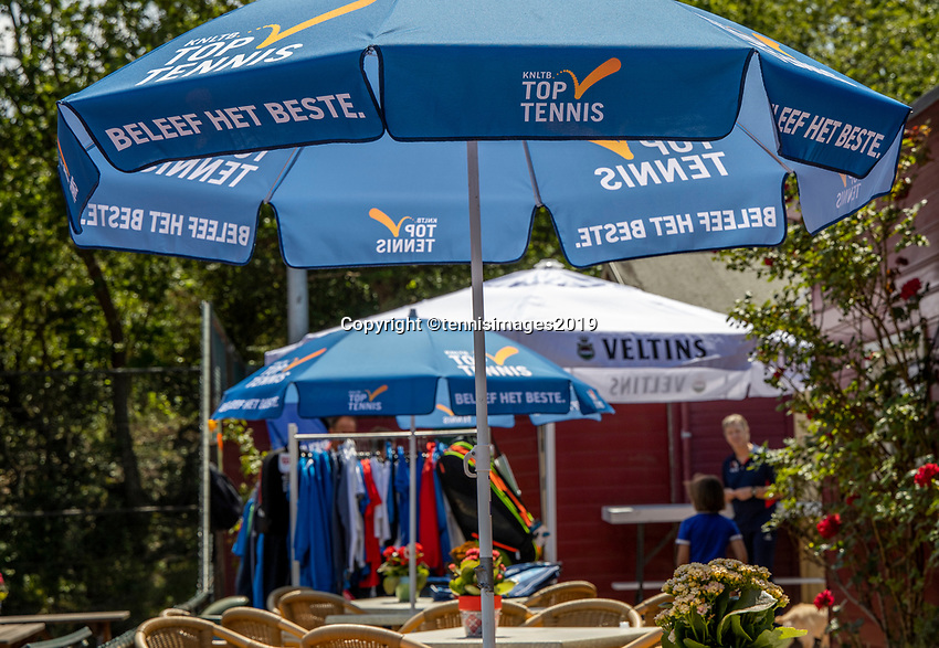 Zandvoort, Netherlands, 9 June, 2019, Tennis, Play-Offs Competition, ambiance<br /> Photo: Henk Koster/tennisimages.com