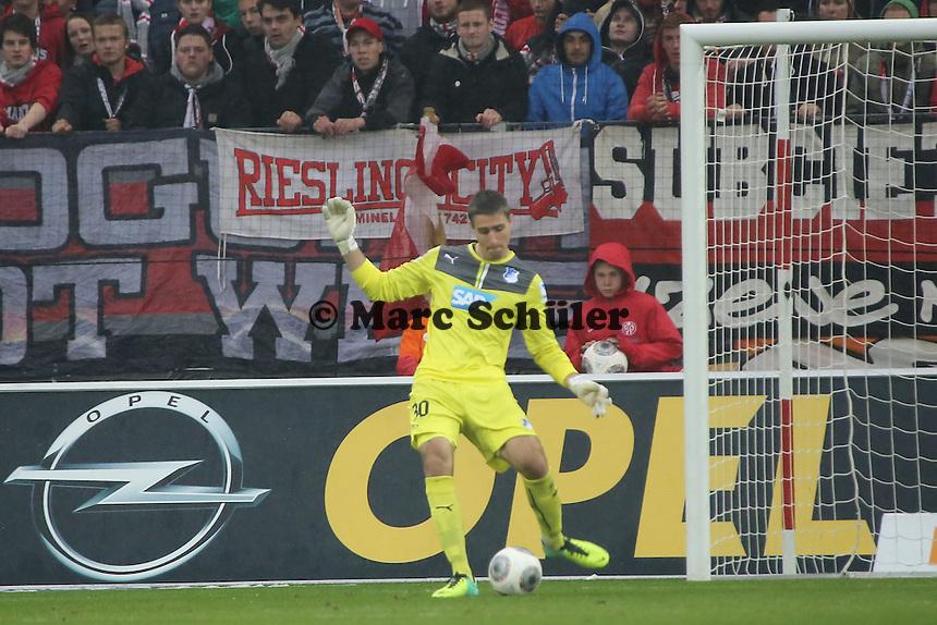 Koen Casteels (Hoffenheim) - 1. FSV Mainz 05 vs. TSG 1899 Hoffenheim, Coface Arena, 8. Spieltag