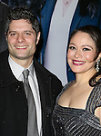 Tom Kitt and Rita Pietropinto attending the Broadway Opening Night Performance of 'IF/THEN' at the Richard Rodgers Theatre on March 30, 2014 in New York City.