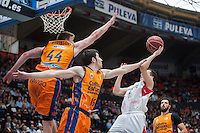 Valencia Basket 84-81 Bruixa D'Or (25-4-2015)