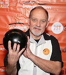 Zach Grenier attends the 30th Annual Second Stage All-Star Bowling Classic at Lucky Strike on January 30, 2017 in New York City.