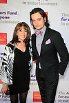 LOS ANGELES - JUN 8: Kate Linder, Constantine Maroulis at The Actors Fund's 18th Annual Tony Awards Viewing Party at the Taglyan Cultural Complex on June 8, 2014 in Los Angeles, California