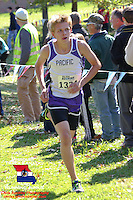 Pacific sophomore Jeremy Hill 7th.