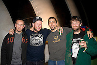 Australian Music Prize winners Eddy Current Suppression Ring at Boogie 3 festival, Bruzzy's Farm, Tallarook, Easter 2009