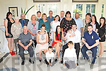 Baby Aliyah who celebrated her christening with her parents Yasmin Cassidy and Daniel O'Riordan Killarney and her family in the Killarney Heights Hotel on Saturday..