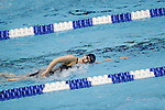 INDIANAPOLIS, IN - MARCH 18: Leah Smith of the University of Virginia swims in the 1650-yard freestyle during the Division I Women's Swimming & Diving Championships held at the Indiana University Natatorium on March 18, 2017 in Indianapolis, Indiana. (Photo by A.J. Mast/NCAA Photos via Getty Images)