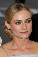 """NEW YORK CITY, NY, USA - MAY 05: Diane Kruger at the """"Charles James: Beyond Fashion"""" Costume Institute Gala held at the Metropolitan Museum of Art on May 5, 2014 in New York City, New York, United States. (Photo by Xavier Collin/Celebrity Monitor)"""