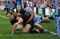 120907 Cardiff Blues v Edinburgh Rugby