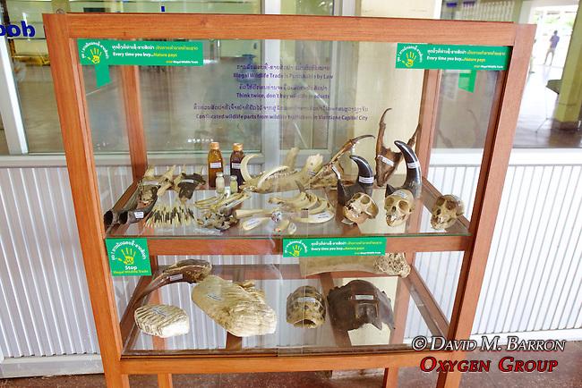 Endangered Animal Trade Warnings