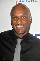 Lamar Odom at the 19th Annual Race To Erase MS - 'Glam Rock To Erase MS' event at the Hyatt Regency Century Plaza on May 18, 2012 in Century City, California. © mpi35/MediaPunch Inc.