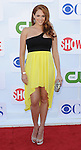 Amber Righetti at the CBS, The CW & Showtime TCA Summer Press Tour Party 2012, held at 9900 Wilshire Blvd. Beverly Hills, California July 29, 2012 . @Fitzroy Barrett