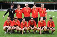 2010.10.03 U17 Belgium - Armenia