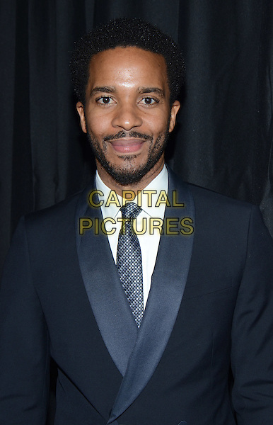 10 January 2015 - Century City, California - Andre Holland. The 40th Annual Los Angeles Film Critics Association Awards held at InterContinental Los Angeles. <br /> CAP/ADM/TW<br /> &copy;Tonya Wise/AdMedia/Capital Pictures