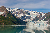 Surprise glacier, Harriman Fjord, Prince William Sound, southcentral, Alaska.