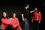 "Fearsome presents ""Grease 3: Threase"" at Sketchfest NYC, 2010. UCB Theatre."