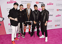 CARSON, CA - JUNE 01: CNCO attends 2019 iHeartRadio Wango Tango at The Dignity Health Sports Park on June 01, 2019 in Carson, California.<br /> CAP/ROT/TM<br /> ©TM/ROT/Capital Pictures