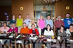 Mullins family originally from Stacks Villas enjoying a gathering on Saturday night at Darcy's