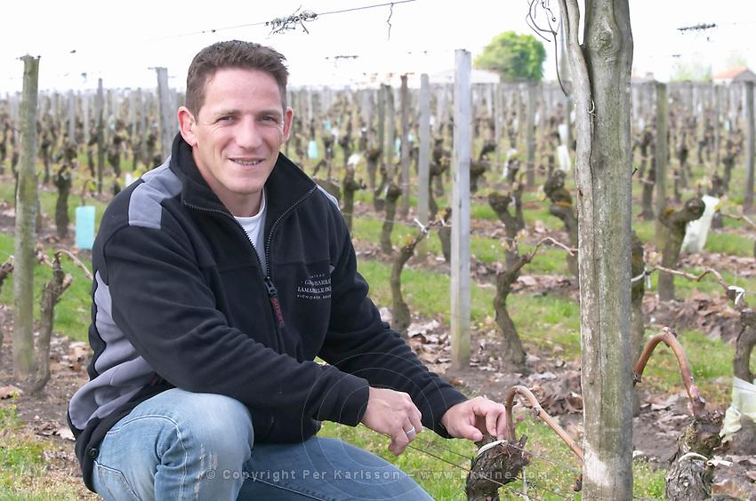 romuald hebrard winemaker ch gd barrail lamarzelle figeac saint emilion bordeaux france