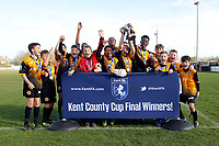 Kent U13 Boys Cup Final