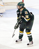 Jul Sifers (Vermont - 24) - The University of Vermont Catamounts defeated the Boston College Eagles 5-1 on Saturday, November 7, 2009, at Conte Forum in Chestnut Hill, Massachusetts.