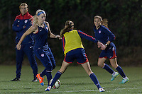 USWNT Training, Monday, January 12, 2015