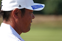 Hideto Tanihara (JPN) during the final round of the Porsche European Open , Green Eagle Golf Club, Hamburg, Germany. 08/09/2019<br /> Picture: Golffile | Phil Inglis<br /> <br /> <br /> All photo usage must carry mandatory copyright credit (© Golffile | Phil Inglis)