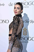 www.acepixs.com<br /> <br /> May 23 2017. Cannes<br /> <br /> Amy Jackson attends the DeGrisogono 'Love On The Rocks' party during the 70th annual Cannes Film Festival at Hotel du Cap-Eden-Roc on May 23, 2017 in Cap d'Antibes, France<br /> <br /> By Line: Famous/ACE Pictures<br /> <br /> <br /> ACE Pictures Inc<br /> Tel: 6467670430<br /> Email: info@acepixs.com<br /> www.acepixs.com