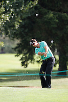 Nick Dougherty (ENG) on the 10th on the 1st day of the Omega European Masters, Crans-Sur-Sierre, Crans Montana, Switzerland..Picture: Golffile/Fran Caffrey..
