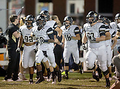 Football: Bentonville at Springdale