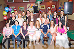 Amanda Kennedy Castleisland got a huge surprise when she walked into the Kingdom Bar Castleisland as her family and friends had organised a party to celebrate her 30th birthday     Copyright Kerry's Eye 2008