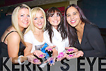 CASINO: Playing the tables in The Casino Royale in the Greyhound Bar,Tralee on Friday night, l-r: Elaine Hughes, Kim Enright (Tralee), Sonia Hogan (Ardfert) and Angie Pinto (Tralee)...CASINO: Playing the tables in The Casino Royale in the Greyhound Bar,Tralee on Friday night, l-r: Elaine Hughes, Kim Enright (Tralee), Sonia Hogan (Ardfert) and Angie Pinto (Tralee)...   Copyright Kerry's Eye 2008