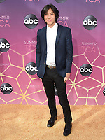 05 August 2019 - West Hollywood, California - Forrest Wheeler. ABC's TCA Summer Press Tour Carpet Event held at Soho House.   <br /> CAP/ADM/BB<br /> ©BB/ADM/Capital Pictures