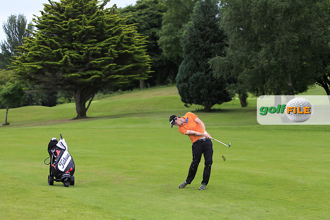 Coin Woodroofe (Blainroe) on the 3rd during Round 4 of the 2016 Connacht Strokeplay Championship at Athlone Golf Club on Sunday 12th June 2016.<br /> Picture:  Golffile | Thos Caffrey