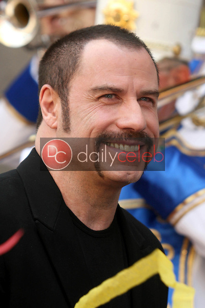 John Travolta<br />at the ceremony honoring Michael D. Eisner with the 2,361st Star on the Hollywood Walk of Fame. Hollywood Boulevard, Hollywood, CA. 04-25-08<br />Dave Edwards/DailyCeleb.com 818-249-4998