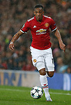 Anthony Martial of Manchester United during the Champions League Group A match at the Old Trafford Stadium, Manchester. Picture date: September 12th 2017. Picture credit should read: Andrew Yates/Sportimage