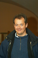 Gilles Robin, owner and winemaker.  Domaine Gilles Robin, Les Chassis, Mercurol, Drome, Drôme, France, Europe