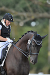 Class 8. British dressage. Brook Farm Training Centre. Essex. UK. 28/07/2018. ~ MANDATORY Credit Garry Bowden/Sportinpictures - NO UNAUTHORISED USE - 07837 394578