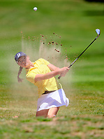 Caitlin Maurice of Bay of Plenty. Day One of the Toro Interprovincial Women's Championship, Sherwood Golf Club, Wjangarei,  New Zealand. Monday 4 December 2017. Photo: Simon Watts/www.bwmedia.co.nz