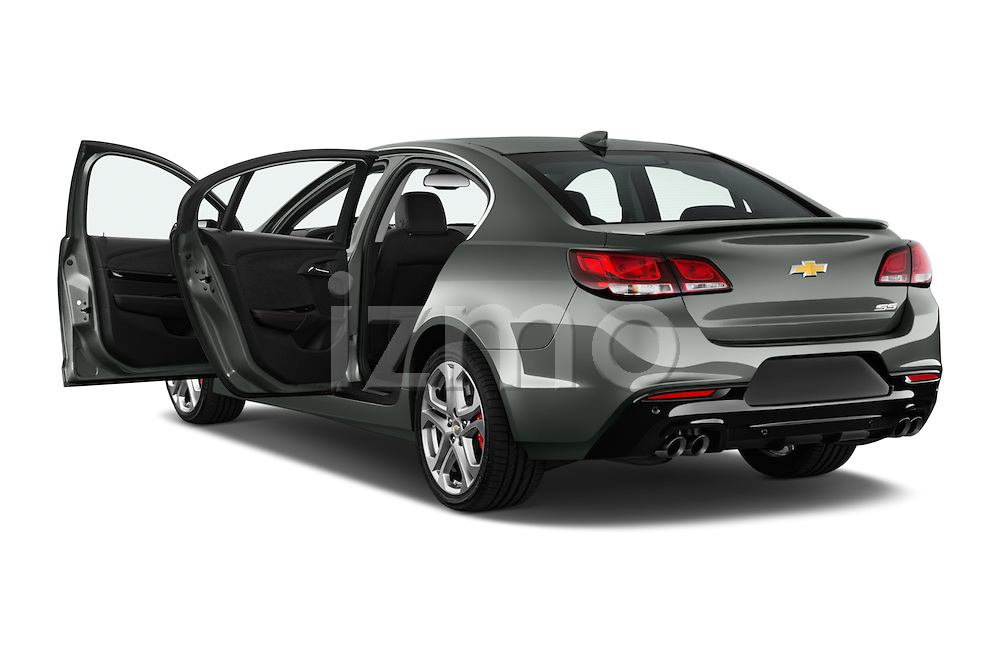 Car images of 2016 Chevrolet SS 6.2 4 Door Sedan Doors