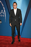 08 November 2017 - Nashville, Tennessee - Bobby Bones. 51st Annual CMA Awards, Country Music's Biggest Night, held at Bridgestone Arena. <br /> CAP/ADM/LF<br /> &copy;LF/ADM/Capital Pictures