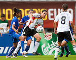 Birgit Prinz, QF, Germany-Italy, Women's EURO 2009 in Finland, 09042009, Lahti Stadium.