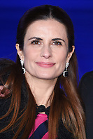 "LONDON, UK. December 12, 2018: Livia Firth at the UK premiere of ""Mary Poppins Returns"" at the Royal Albert Hall, London.<br /> Picture: Steve Vas/Featureflash"